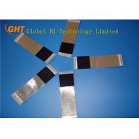 Wholesale 0.8 / 1.0mm Pitch Shielded FFC CableWith Black Tape / Copper Foil / Al Wrapping from china suppliers