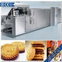 Wholesale Full Automatic Sandwich Biscuit Machine (HG-SW620) from china suppliers