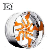 Quality Auto T6061 Aluminum Forged Wheels Deep LipWheels 16 Inch - 22 Inch for sale