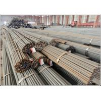 Wholesale Cutting Deformed Low Carbon Steel Bars for Concrete Reinforcement from china suppliers