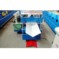 Wholesale Professional Metal Roll Form Equipment With Cage Safety Hood , 5.5 Kw Forming System from china suppliers