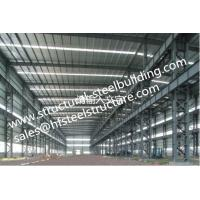 Wholesale Structural Commercial Steel Buildings For Apartment / Large Cathedral Project from china suppliers