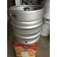 Wholesale Beer keg 30L Europe type with S type spear fitting from china suppliers