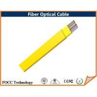 Wholesale 12 Strand Ribbon Flat Fiber Optic Patch Cable For Optical Fiber Jumper And Pigtail from china suppliers