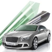 Wholesale High quality 2ply SRC plastic solar metal window tint film in 1.52*30m from china suppliers