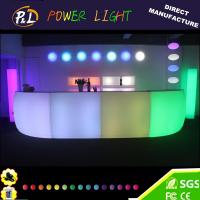 Wholesale Remote Control Color Changing Night Club KTV LED Bar Counter from china suppliers
