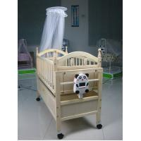 Wholesale electric swing wood bed from china suppliers