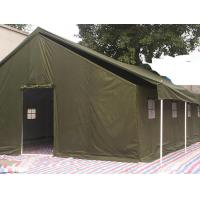 Wholesale Aluminum Frame PVC Cover Army Tarpaulin Tent for Military or Outdoor Event from china suppliers