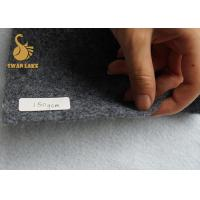 Wholesale 100% Polyester Non Woven Material With White Flower Dop Free Dots Fabric Products from china suppliers
