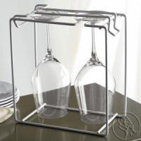 Wholesale Crystal safe 2-glass Dishwasher rack from china suppliers