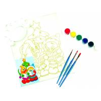 Wholesale Personalised Paint Art Set , Simple Watercolour Paint Set With Plastic Palette from china suppliers