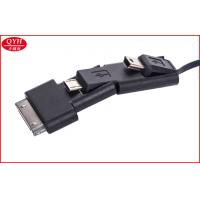 Wholesale 3 In 1 Retractable Micro USB Cable from china suppliers