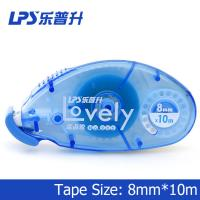 Wholesale Lovely Durable Permanent Glue Tape Double Sided Runner Tape 10m Lightweight from china suppliers