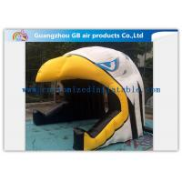 Wholesale 0.45mm PVC Tarpaulin Colorful Inflatable Air Tent Eagle Tent Advertising Model from china suppliers