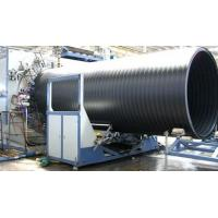 Wholesale Hollow Wall Large Diameter Winding Plastic Pipe Production Line 3 Phrase from china suppliers