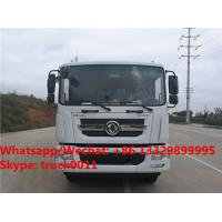 Buy cheap 2018s best seller- Euro 5 dongfeng D9 Cummins 180hp 10m3 compacted garbage truck for sale, ompression garbage truck from wholesalers