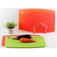 Wholesale Portable Durable Nonslip Silicone Cutting Board / Silicone Kitchen Tools For Kitchen from china suppliers