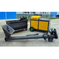 Wholesale lightweight foam concrete pumping machine from china suppliers