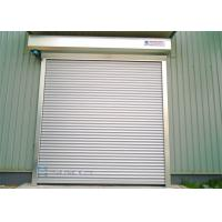 Wholesale AC 380V Intelligence Industrial Aluminum Security Door , Outside Security Door from china suppliers