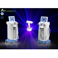 Wholesale Non Surgical Salon HIFU Slimming Machine 500000 shots For Fat Reducing / Body Shaping from china suppliers