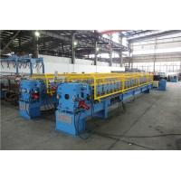 Wholesale Square Downspout Roll Forming Machine Single Chain Drive 406mm Width from china suppliers