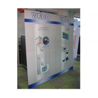 Wholesale Trade Show Steady Plastic Steel, Aluminium Alloy L - Banner Stand With 150 / 180 * 240cm from china suppliers