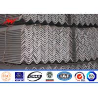 Wholesale Electric Power Tower Galvanized Angle Steel S235JR With Standard Length from china suppliers