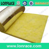 Wholesale Fireproof and soundproof Glass Wool with aluminium foil from china suppliers