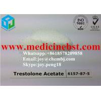 Wholesale Trestolone Acetate Ment Prohormone Anabolic Androgenic Steroids Cas 6157-87-5 from china suppliers