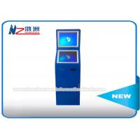Wholesale Custom Automatic Movie Ticket Vending Kiosk Machines Touch Screen Stand Alone from china suppliers