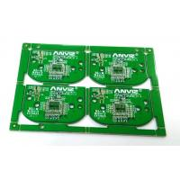 Wholesale 4 Layers 1OZ FR4 Green Soldermask CCTV Camera PCB  With ROHS REACH UL from china suppliers
