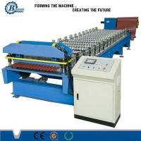 Wholesale 5 Ton Hydraulic Decoiler Construction Use Corrugated Sheet Roll Forming Machine from china suppliers