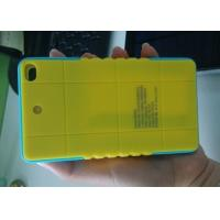Wholesale 6000MAH Solar Plastic Power Bank Waterproof For Mobile Phone Charger from china suppliers