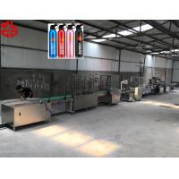 Wholesale Automatic Bag On Valve Aerosol Filling Lines For Fire Extinguisher / Fire Annihilator from china suppliers