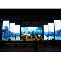 Wholesale Indoor Pixel Pitch 4mm RGB LED Screen , SMD2121 LED High Brightness Stage Wall from china suppliers