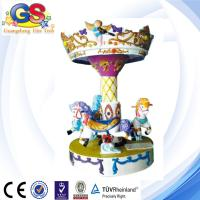 Wholesale Carousel Horse carousel for sale kiddie rides three seat from china suppliers