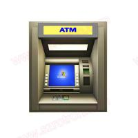Wholesale High quality wall through Bank ATM machine with banknote validator and bank card reader from china suppliers