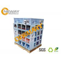 Wholesale Shop Exbition Cardboard Display Stands / Folding Counter Top Displays from china suppliers