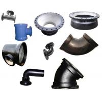Quality Ductile Pipe Iron Fittings for sale