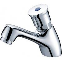Wholesale Modern Wall Mounted Self Closing Faucet Single Hole with CE Certificate from china suppliers