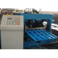 Wholesale Roof Tile Roll Forming Machine 22 Forming Stations For Metal Roof Panel from china suppliers
