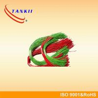 Wholesale 0.01 - 10mm Enamelled Wire Copper Nichrome Heater Wire CuNi44 Constantan Red Black White Green from china suppliers
