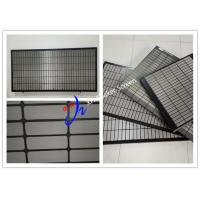 Wholesale SS304 SS316 Mongoose Shaker Screens For Oil Drilling Spare Parts from china suppliers