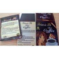 Trim & Fit Diet Coffee Herbal Slimming Tea Coffee Fast Fat Burning No Side Effect
