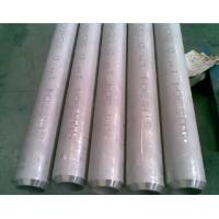 Wholesale ASTM 249 embossed finish 309s 321 430 Stainless steel welded pipes round 8.0mm to 219mm from china suppliers