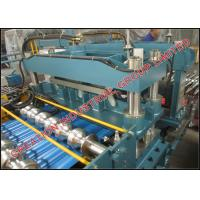 Wholesale Color Painted Chromadek Roof Tile Machine Roll Forming Line with 6 Meters/min Working Speed from china suppliers