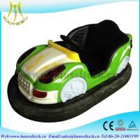 Quality Hansel amusement parks bumper cars adult cheap electric car battery operated bumper car for sale