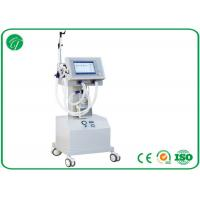Wholesale ICU CCU Respiratory Ventilation Machines , Ventilator Medical Equipment 10.4'' Screen from china suppliers