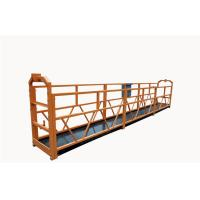 Wholesale 6 Meters Window Cleaning Suspended Platform Cradle ZLP630 With Good Quality from china suppliers
