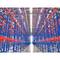 Wholesale Roll Formed / Structural Selective Pallet Racking For Palletized Storage from china suppliers